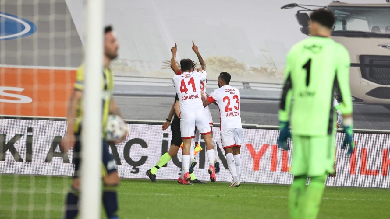 Antalyaspor yenilmezlik serisini 14 maça çıkardı