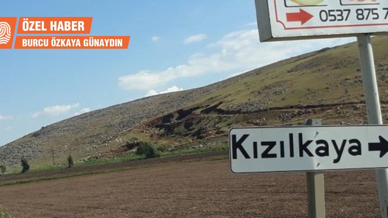 Kızılkaya köylüleri: Hepimizi cezaevine koysunlar, öyle açsınlar ocağı