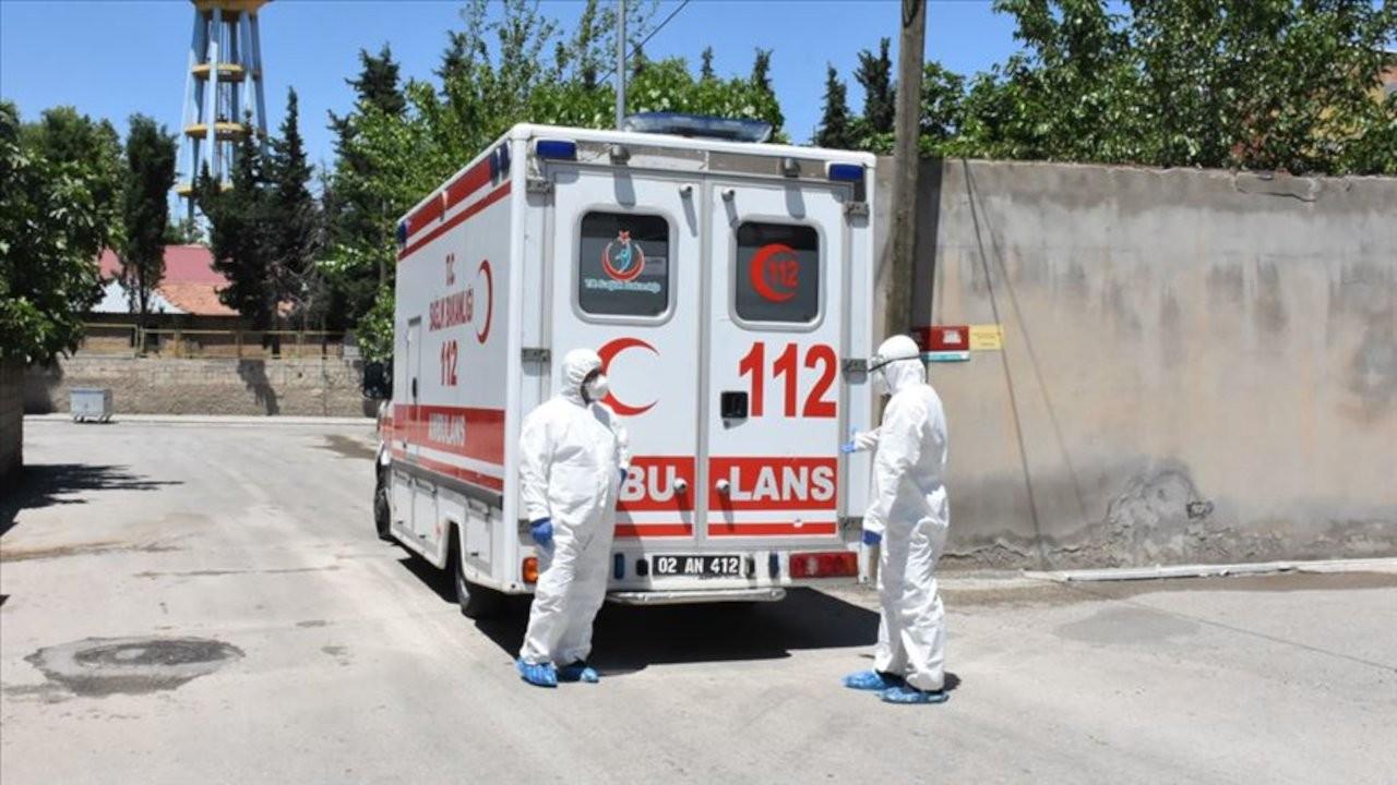 Adıyaman'da 35 ev karantinaya alındı