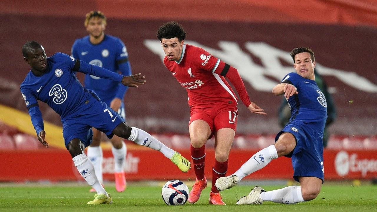 Chelsea, Liverpool deplasmanından galip ayrıldı