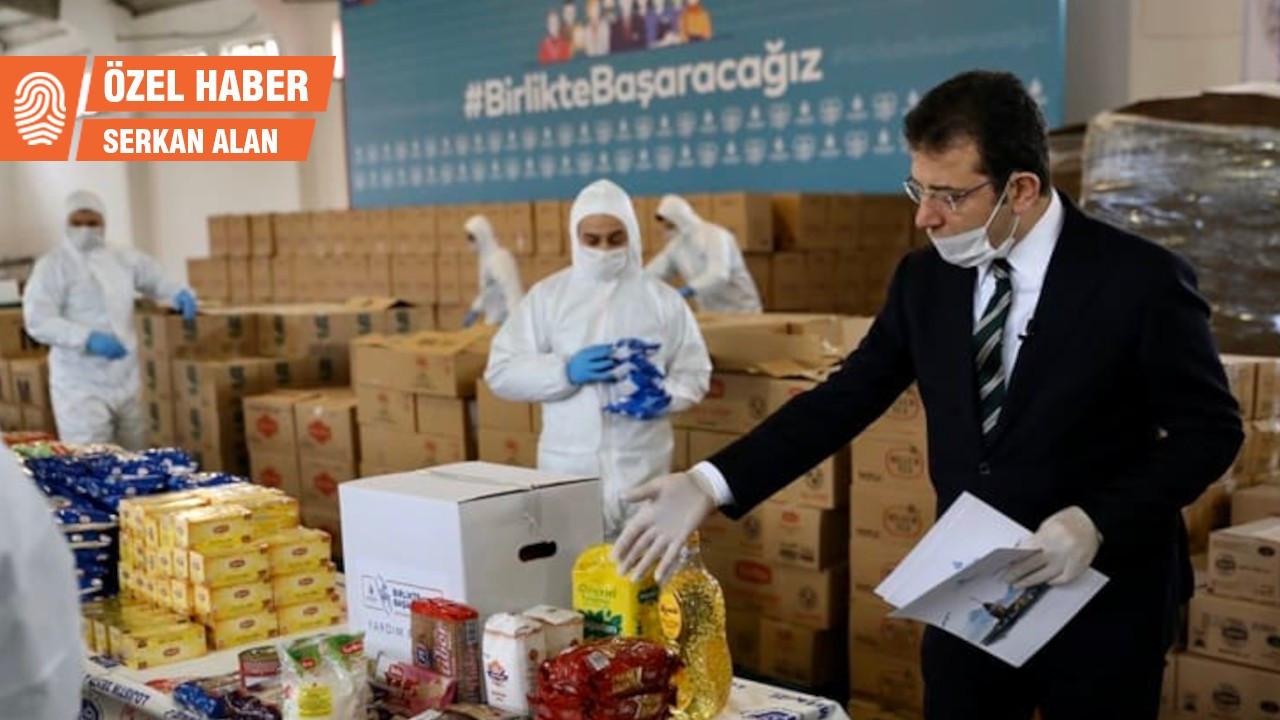 CHP'li belediyelerin pandemi karnesi: 10 milyon kişiye ulaşıldı