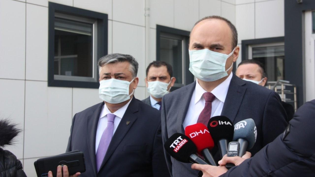 Edirne Valisi Canalp'ten '2 ay süreyle hayırsız evlat olun' çağrısı