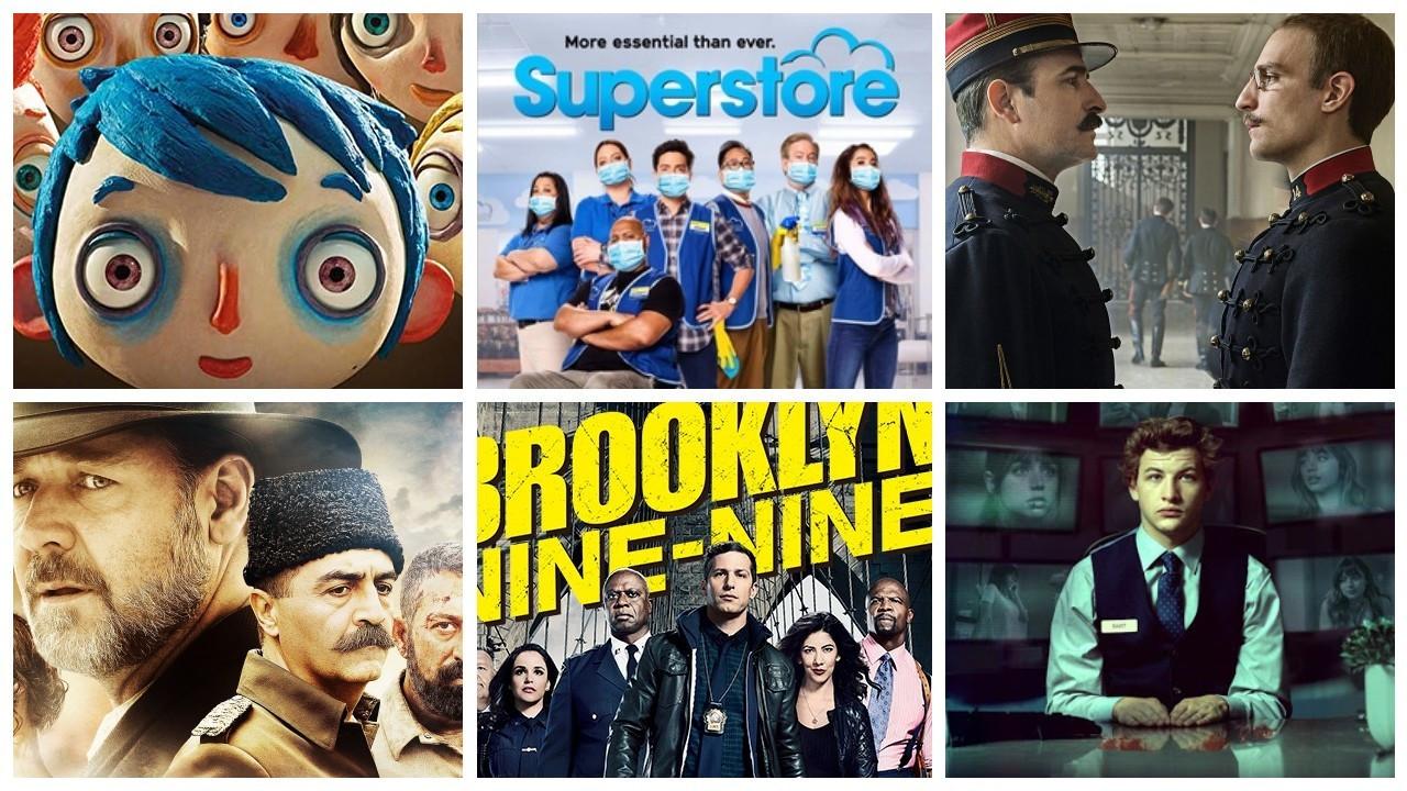 BeIN Connect'te mart dizi ve filmleri: Yeni sezonlar geldi