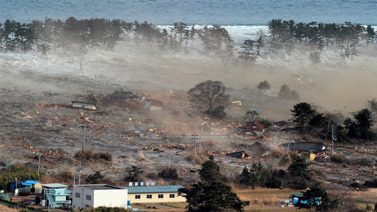 Japonya'da 2011 depreminde kaybolan kişinin kalıntıları bulundu