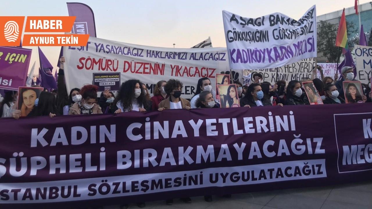 'Kadın cinayetlerini şüpheli bırakmayacağız'
