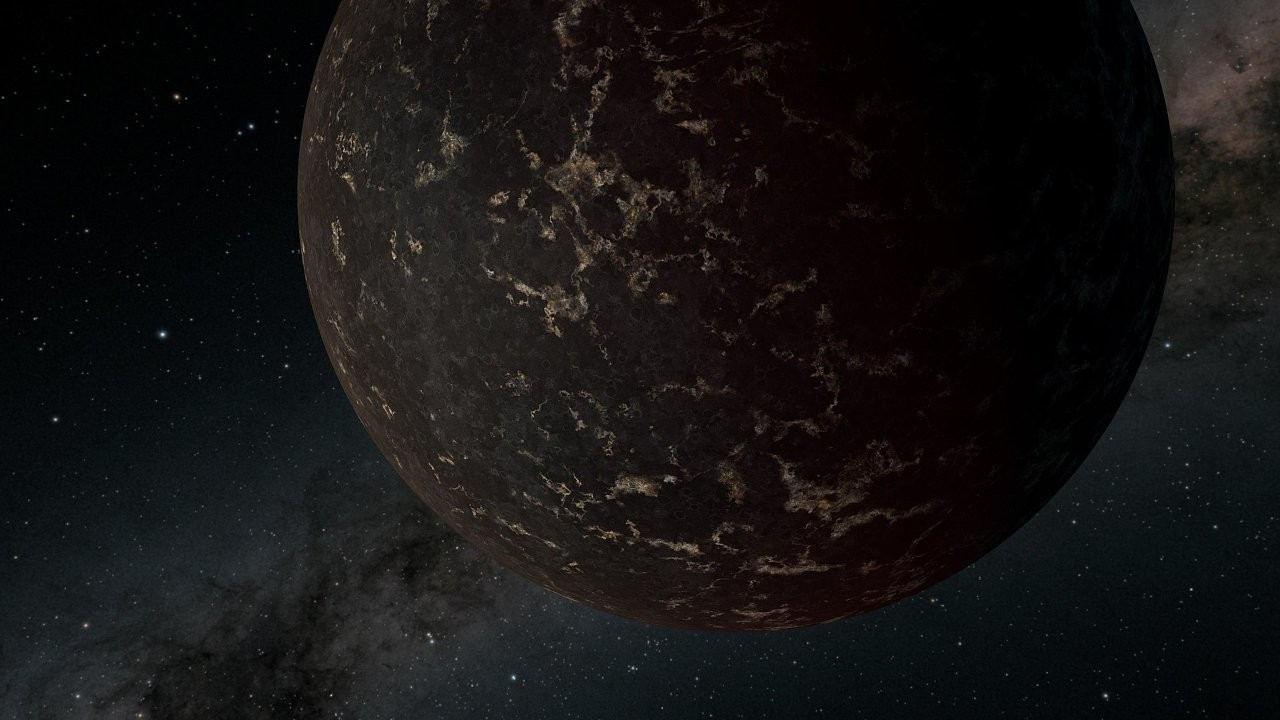 Gökbilimciler ilk kez bir ötegezegende tektonik aktivite kanıtı buldular