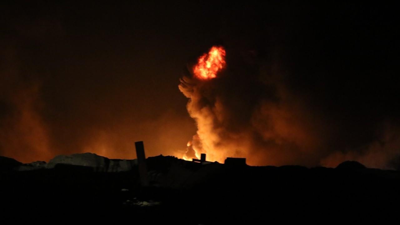 Cerablus ve El Bab'a füze saldırısı