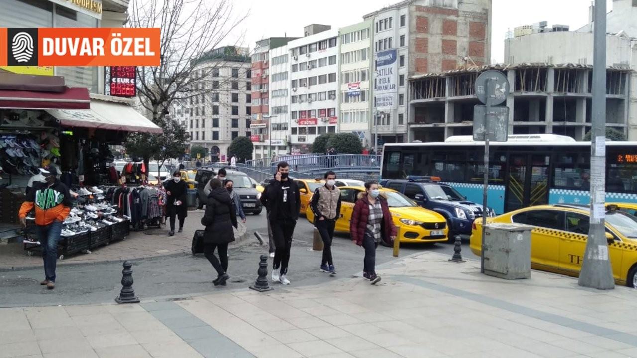 İstanbul'da 'normal' cumartesi: Anormal trafik!