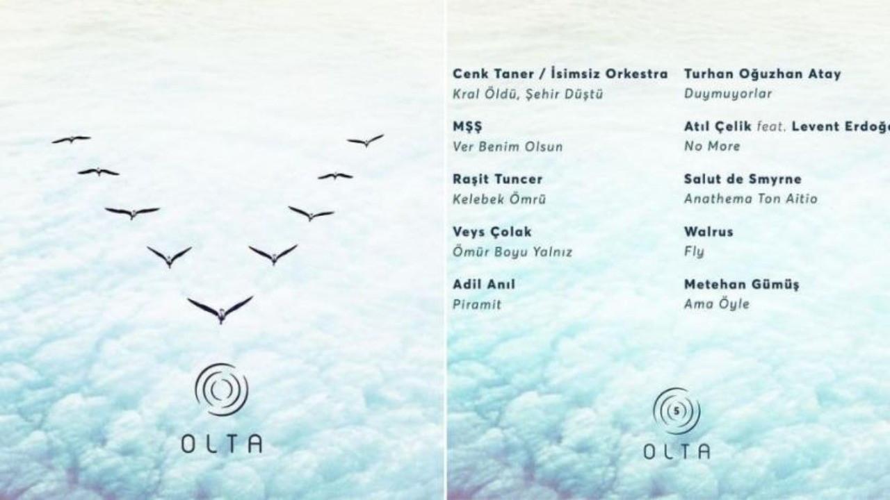 Olta Dayanışma'dan yeni albüm: Tüm geliri müzik emekçilerine gidecek