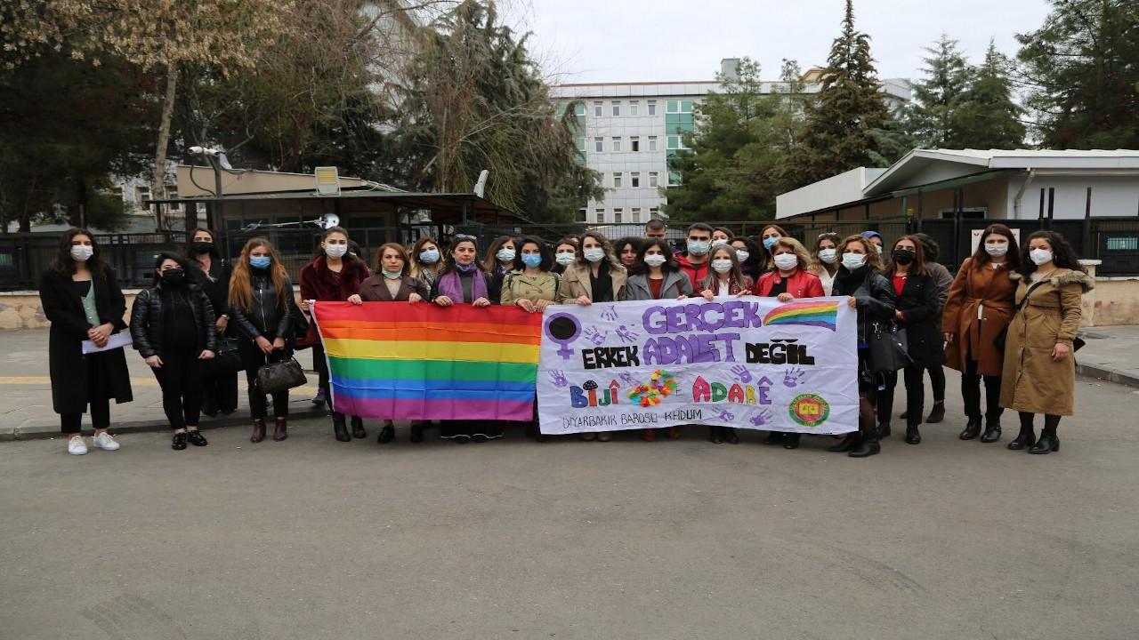 Diyarbakır'da 8 Mart açıklaması: Vardık, varız, var olacağız
