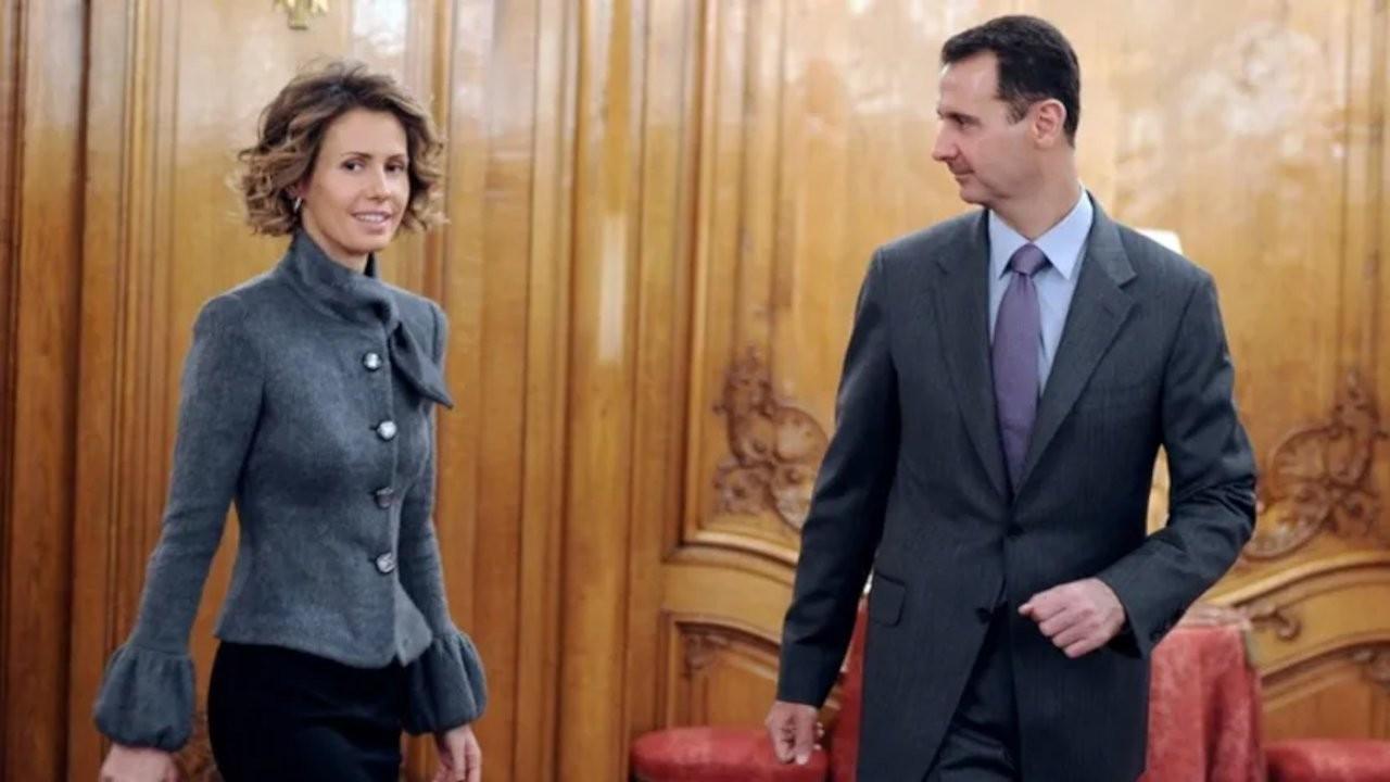 Suriye Devlet Başkanı Esad ile eşi Esma Esad Covid'e yakalandı