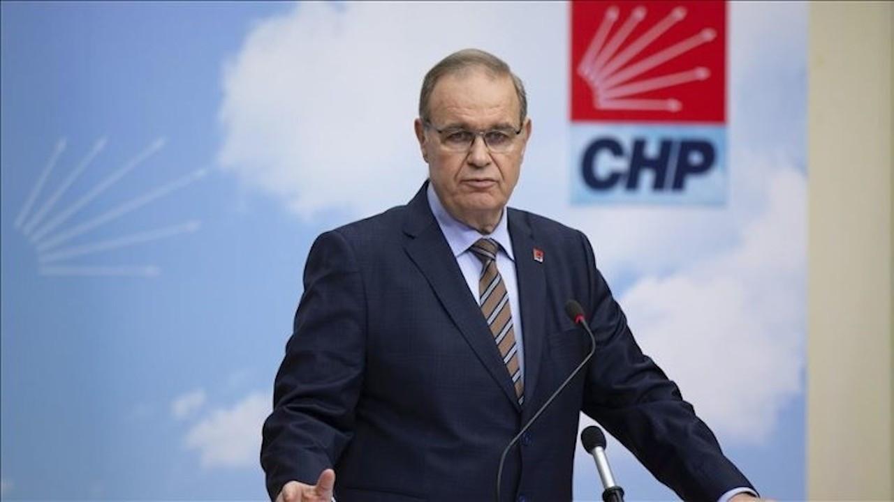 CHP Sözcüsü Öztrak: Büyüme değil, şişme var