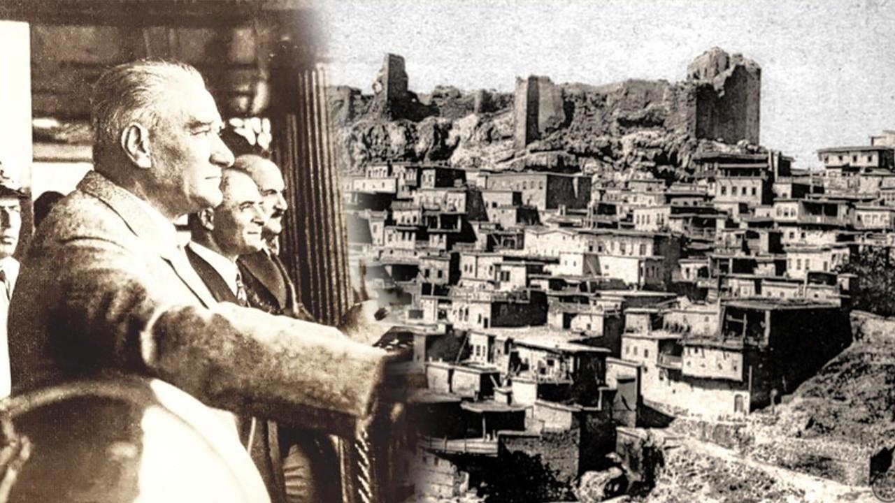 Harputlu bir Ermeni'nin Atatürk'e mektubu ortaya çıktı