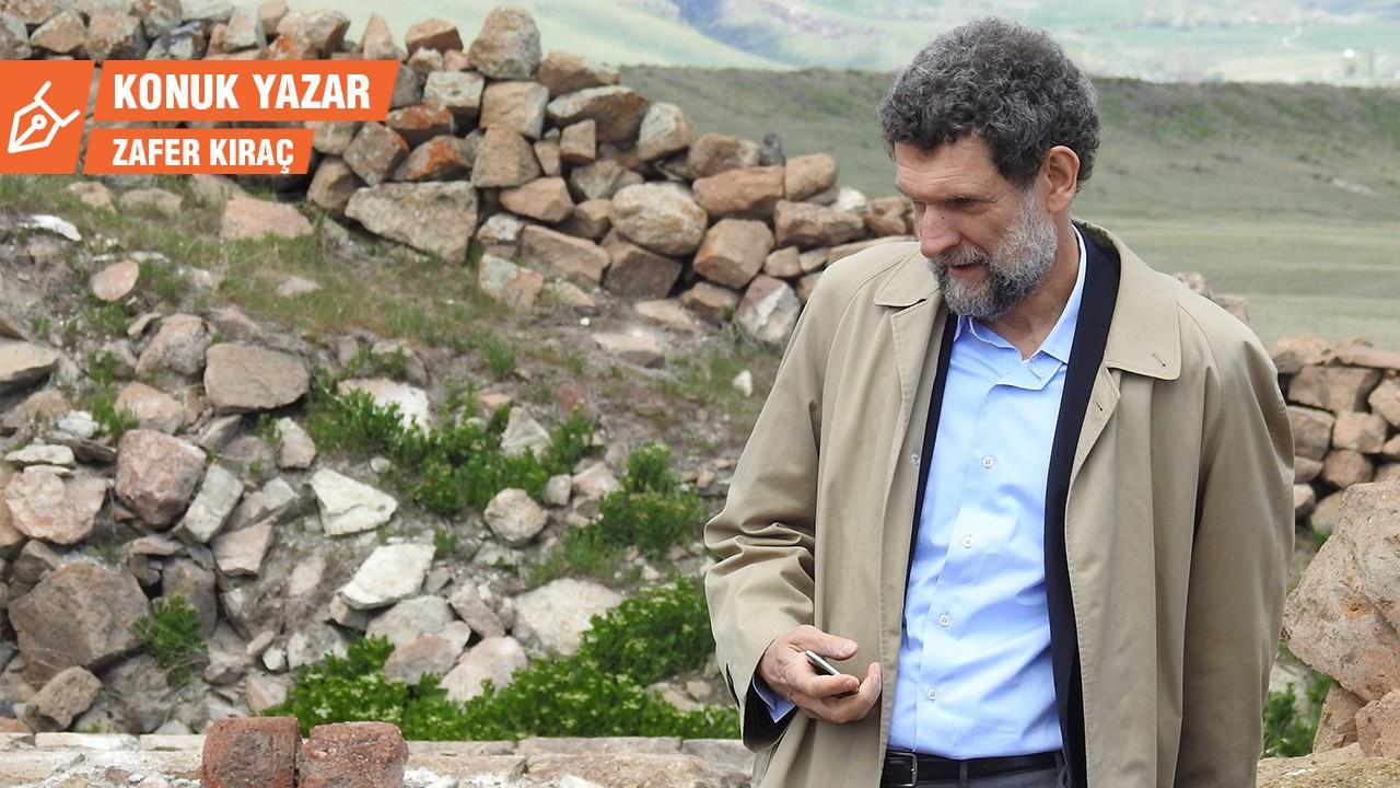 Osman Kavala 1225 gündür tutuklu!