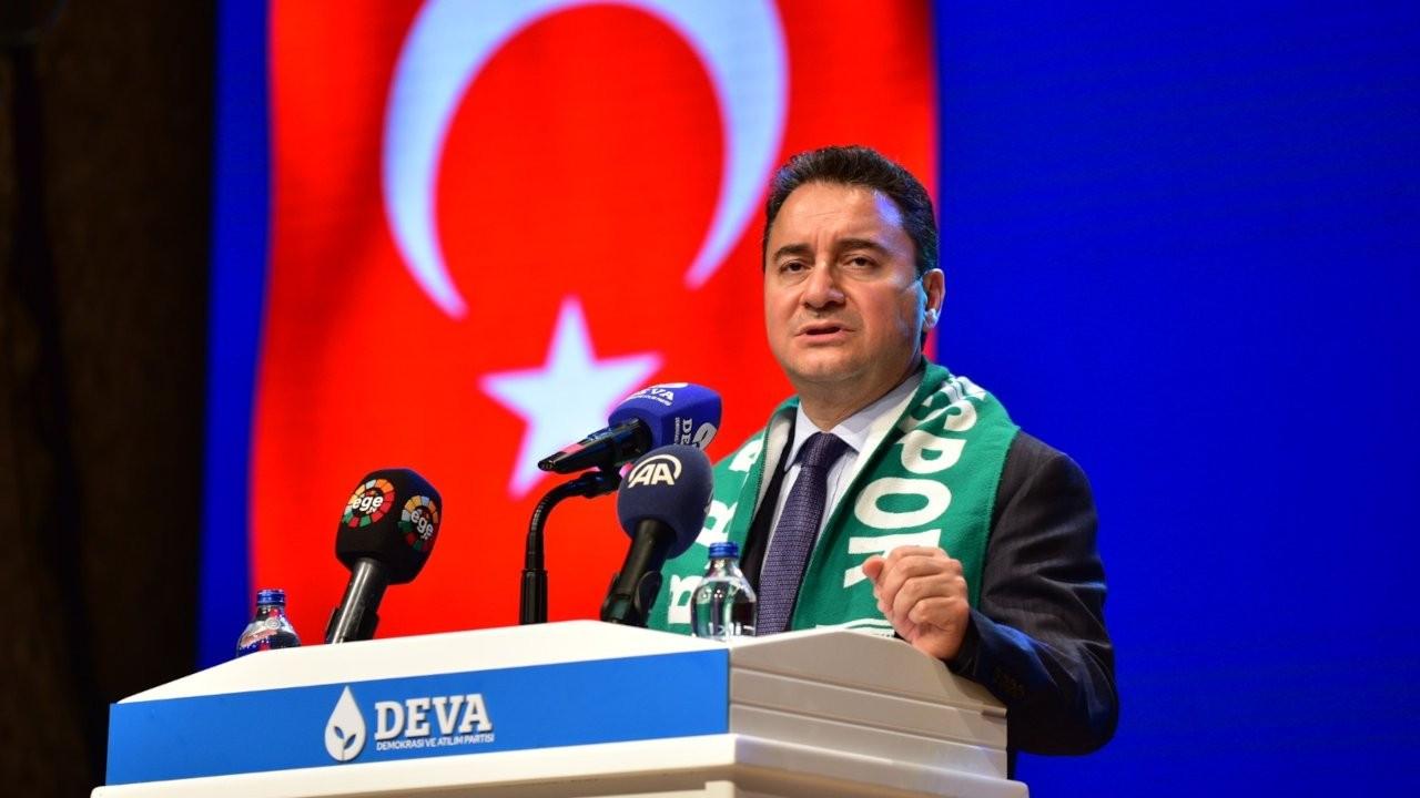 Babacan: Bir yıllık partiyiz hükümete yön veriyoruz