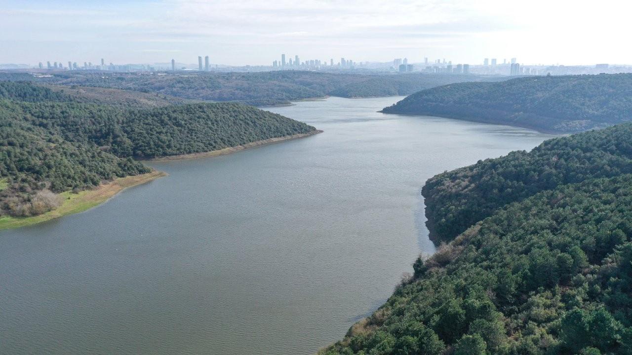 İstanbul'da baraj doluluk oranı yüzde 70'e dayandı