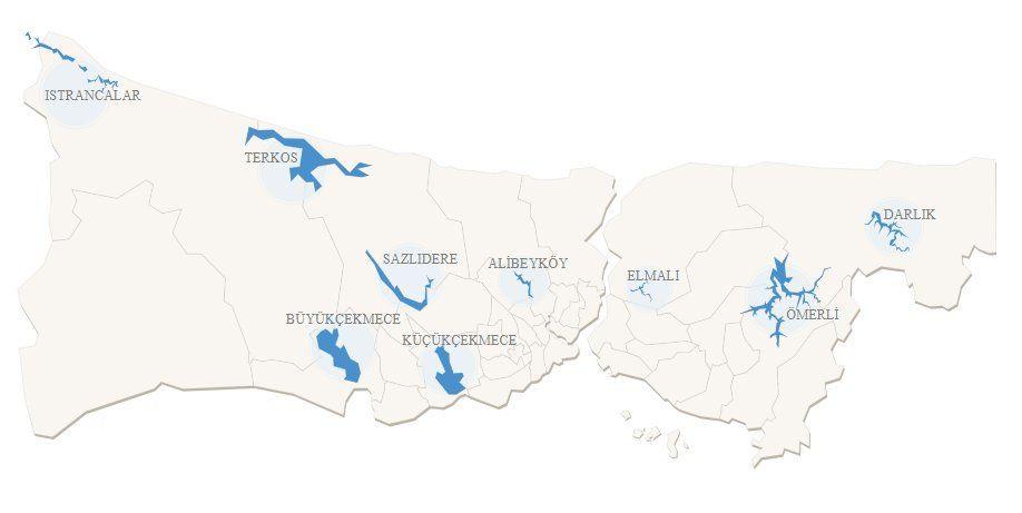 İstanbul barajlarında son durum: Yağışlar işe yaradı mı? - Sayfa 2