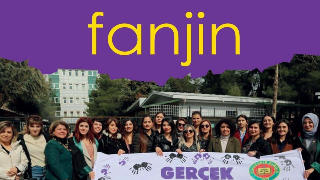 Diyarbakırlı avukat kadınlardan 'FanJin' dergisi