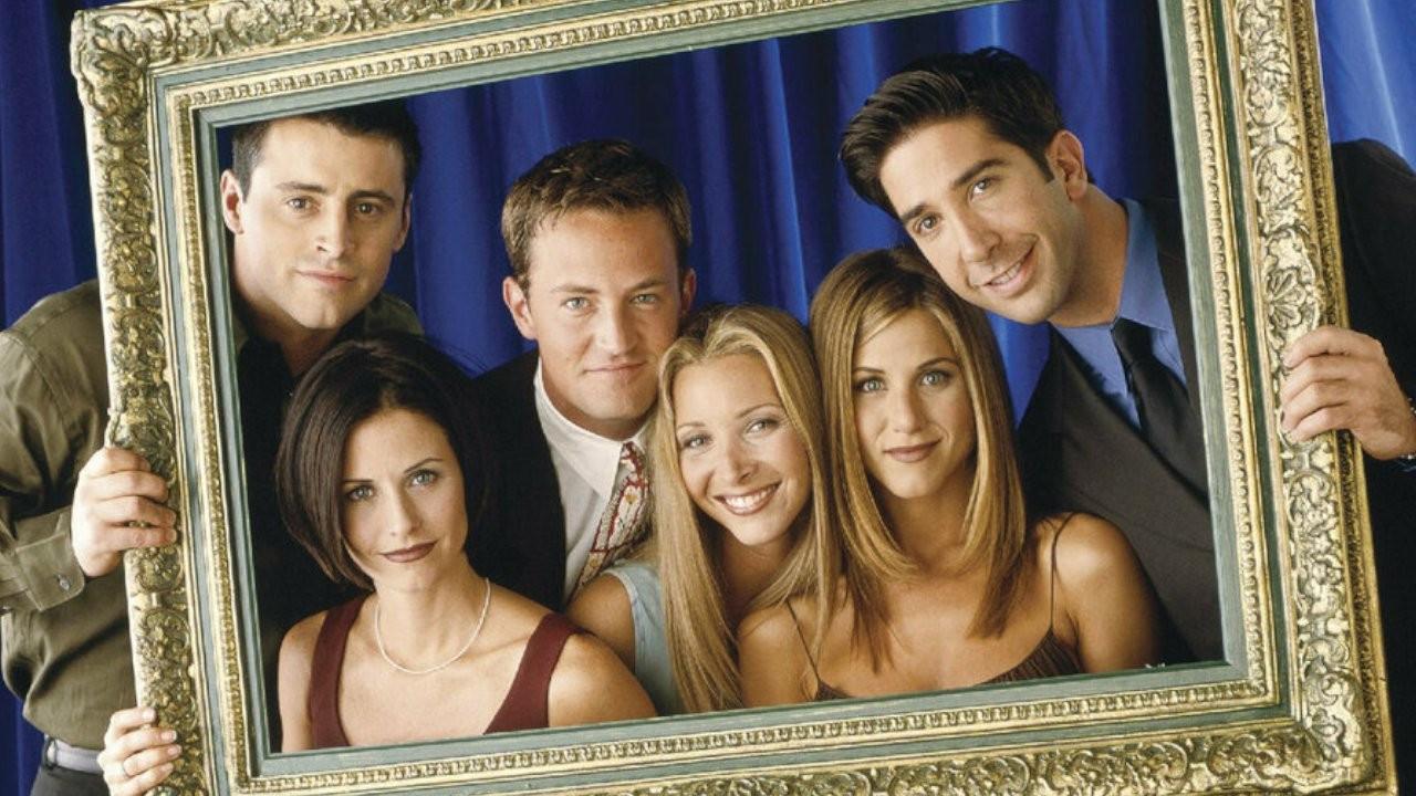Friends özel bölümünün çekimleri Nisan ayında başlayacak