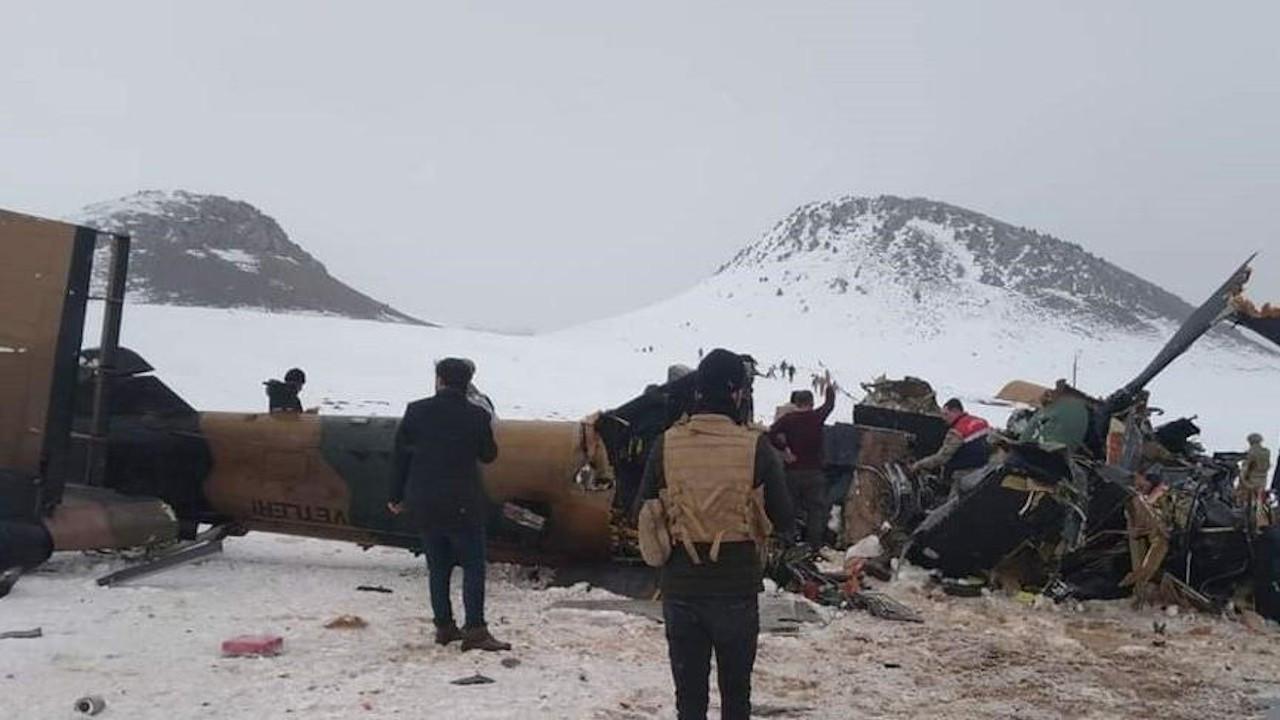 Pentagon'dan helikopter kazası için Türkiye'ye taziye mesajı