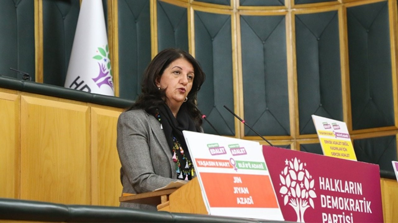 Pervin Buldan'dan Uşak açıklaması: Hangi partiden oldukları ortada