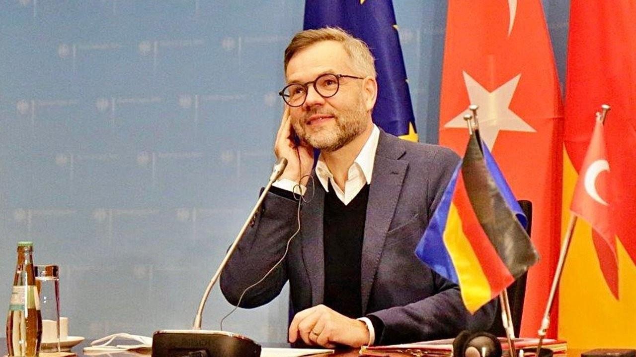 Alman bakandan Türkiye'ye demokrasi çağrısı