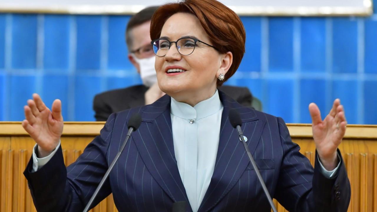 Akşener: Devlet Bahçeli FETÖ hakkında konuşmamı engelledi