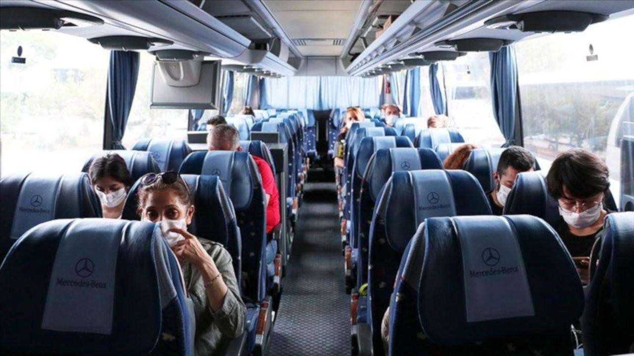 İstanbul'da yeni karar: Otobüslerde yüzde 50 kısıtlaması kalktı