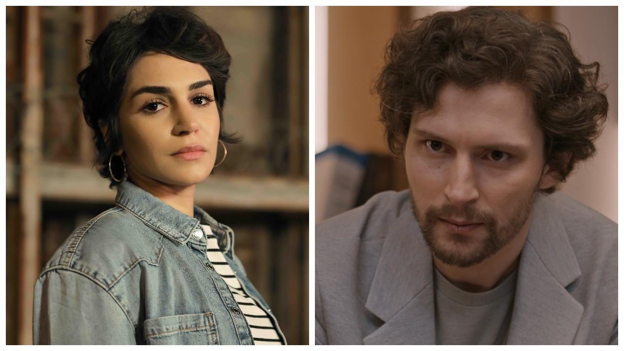 Sahra Şaş ve Bora Cengiz, 'Alev Alev'in kadrosunda