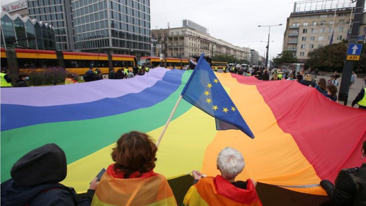 Avrupa Parlamentosu AB'yi 'LGBTİ+ özgürlük bölgesi' ilan etti