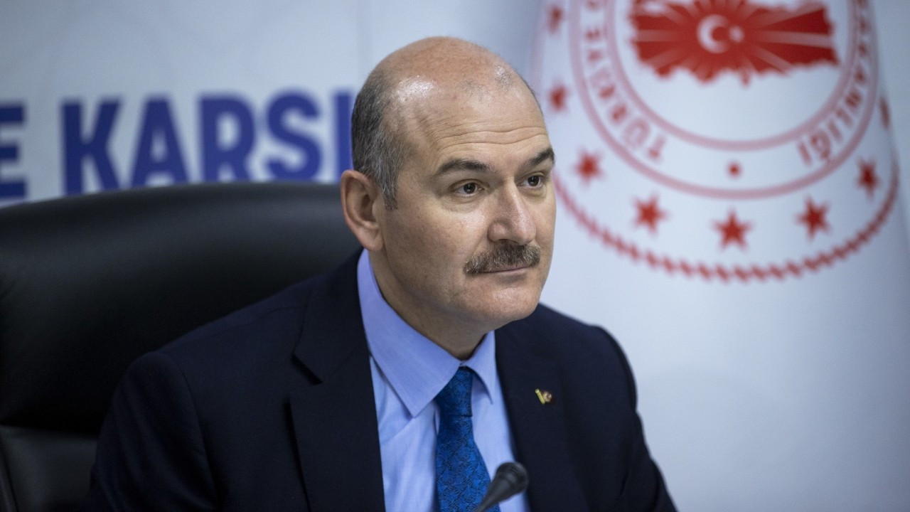 Soylu'dan Samsunspor Başkanı Yıldırım hakkında suç duyurusu