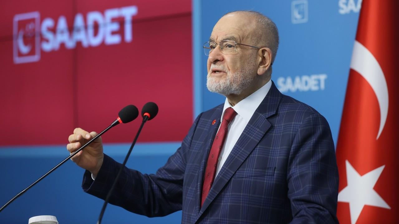Karamollaoğlu: Abdullah Gül'ün adaylığı gündemde değil