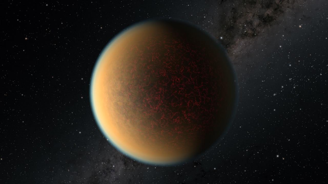 Bir ötegezegenin atmosferinin 'yeniden oluştuğu' keşfedildi