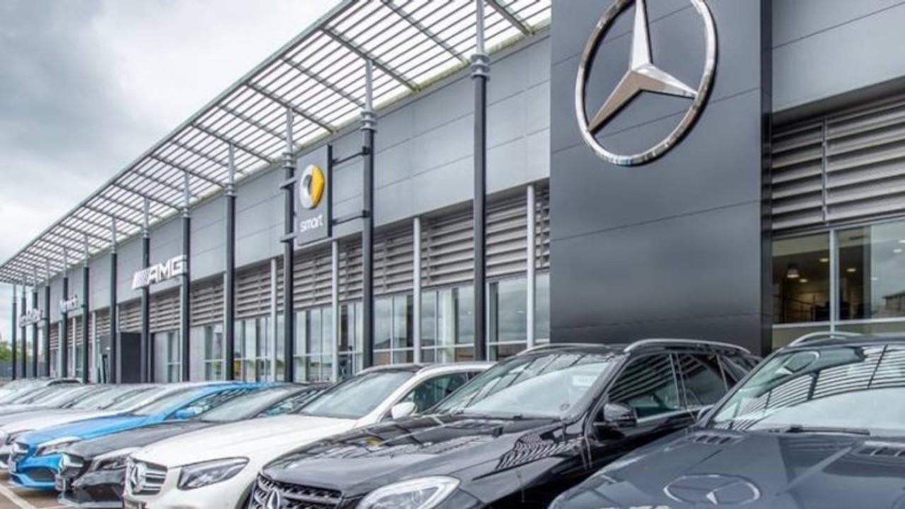 Daimler, Çin'deki 2,6 milyon aracını geri çağıracak
