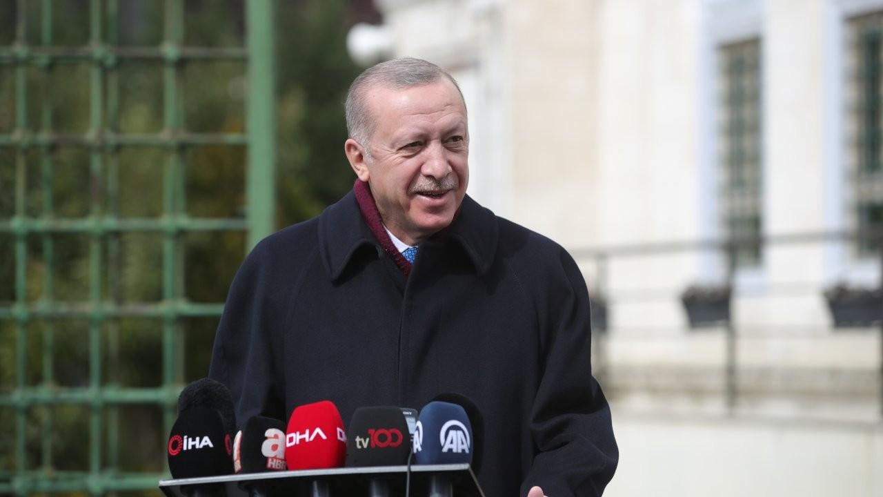 Erdoğan: Mısır halkını Yunanistan'ın yanına koyamayız