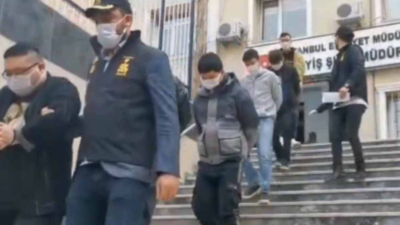 İstanbul'da hayali kripto operasyonu: 95'i Çinli 101 kişi kurtarıldı
