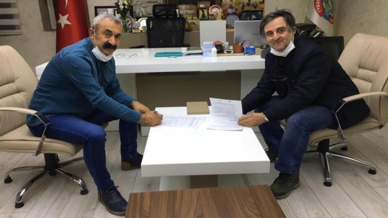 Dersim'de 'Vecihi Timuroğlu Kütüphanesi ve Müzesi' kuruluyor