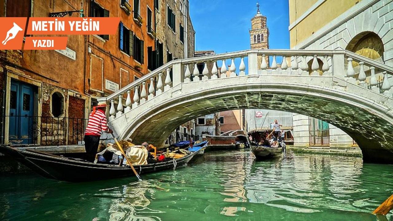 Venedik romantizmi