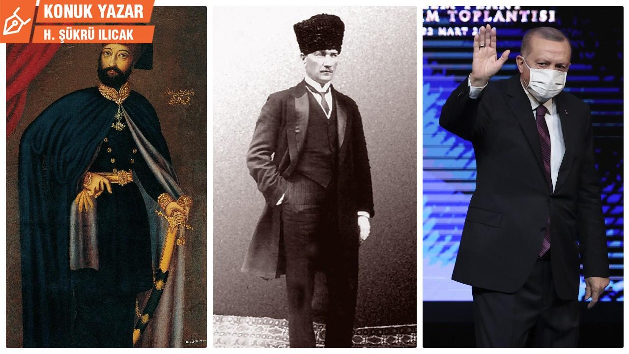 Üçüncü büyük Türk reseti ve Yunanistan