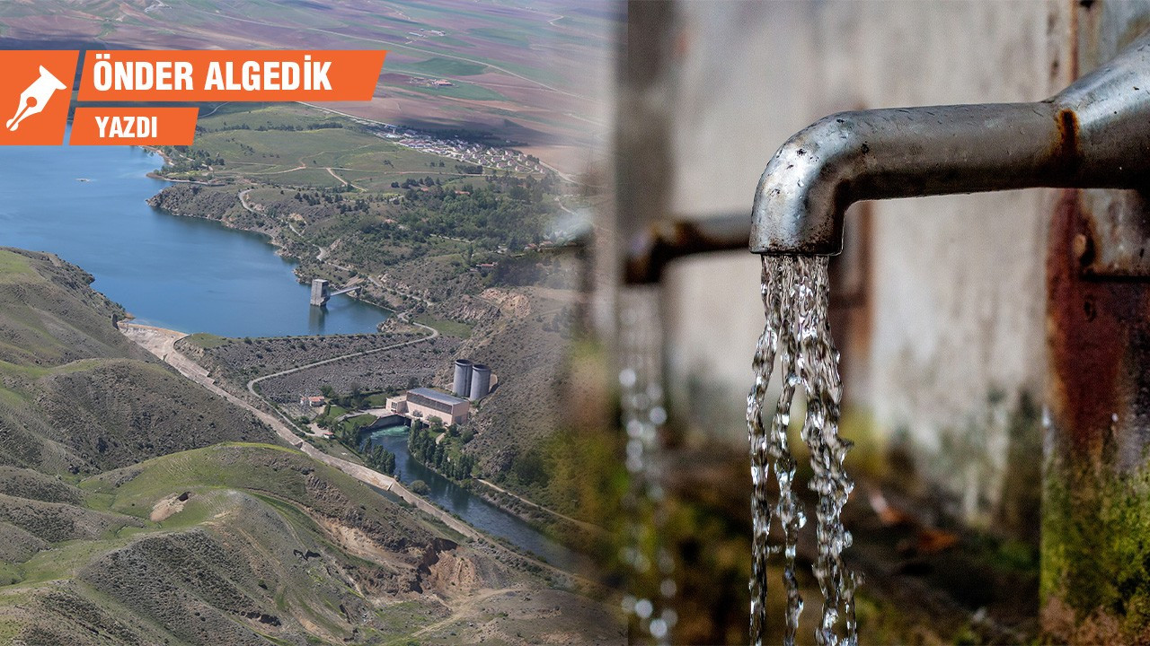 Ankara'ya Kızılırmak suyu mu veriliyor?