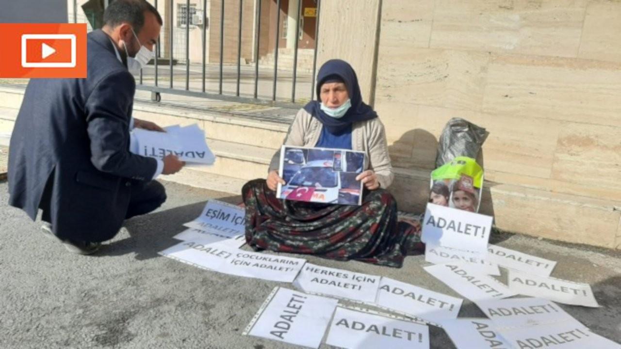 Emine Şenyaşar'ın ağıtları adliye binasını sardı
