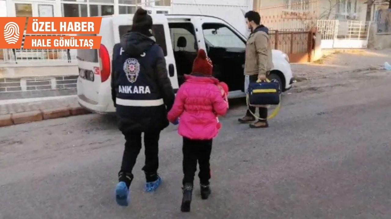 Avukatlar Ankara'da kurtarılan Ezidi çocukla görüşecek