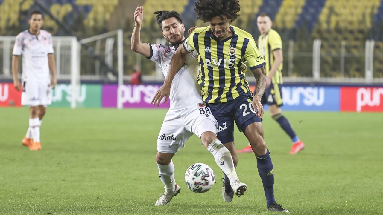 21 yıl sonra ilk: Gençlerbirliği deplasmanda Fenerbahçe'yi yendi