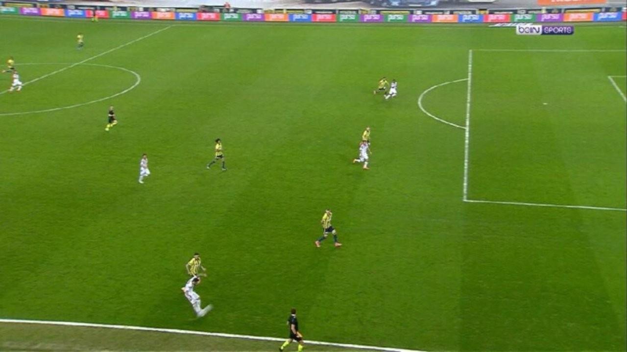 Fenerbahçe'nin yediği ikinci gol FETÖ suçlamasıyla mahkemelik oldu