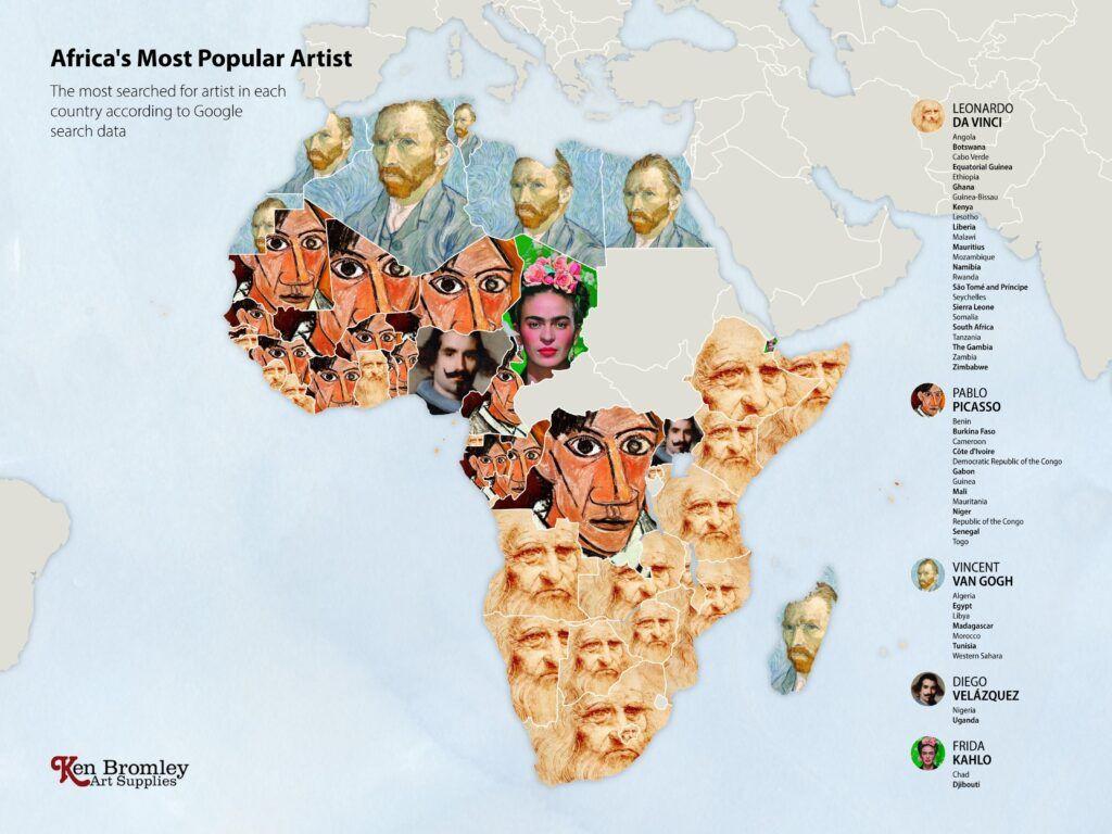 Google'da en çok aranan sanatçılarda Leonardo da Vinci ilk sırada - Sayfa 4