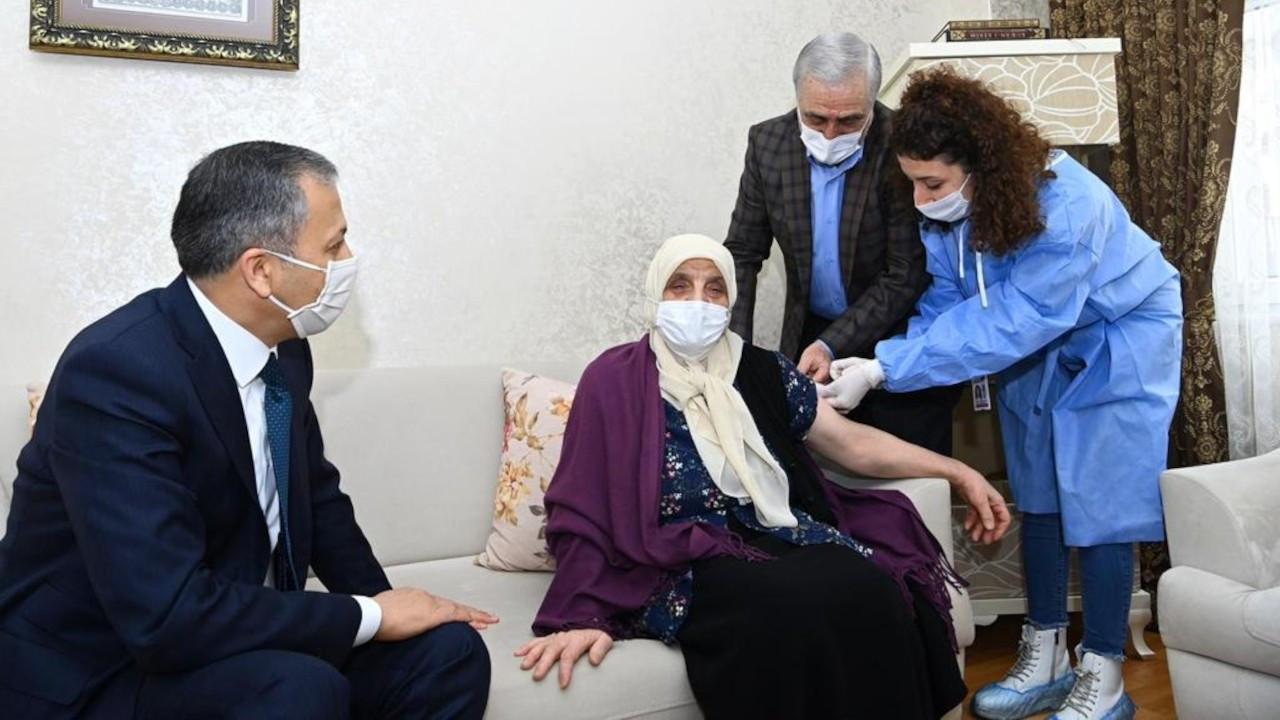 İstanbul'da 65 yaş ve üstünde aşılanma oranı yüzde 71'e ulaştı
