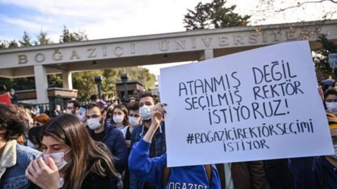 Boğaziçi eyleminde tutuklanan 2 öğrenci için tahliye kararı