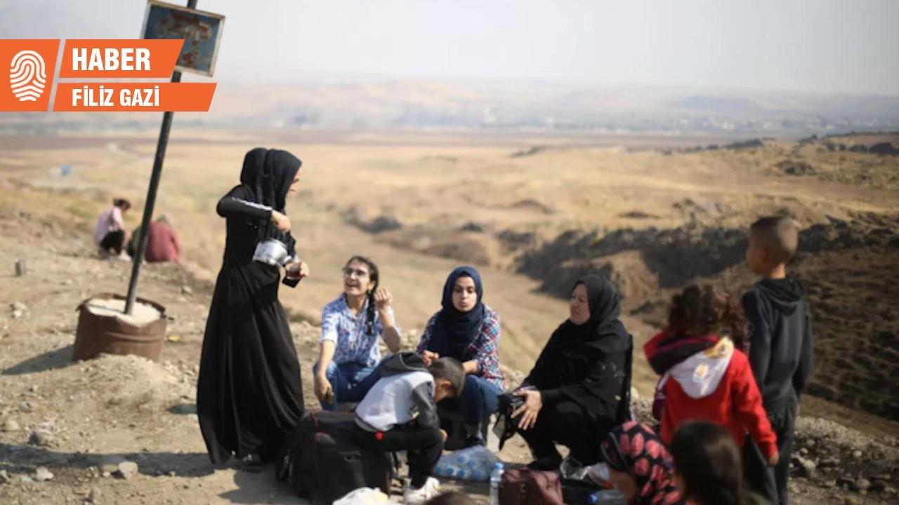 Eşleri kayıp olan Suriyeli kadınlar: Hayata yeniden başlayamıyoruz