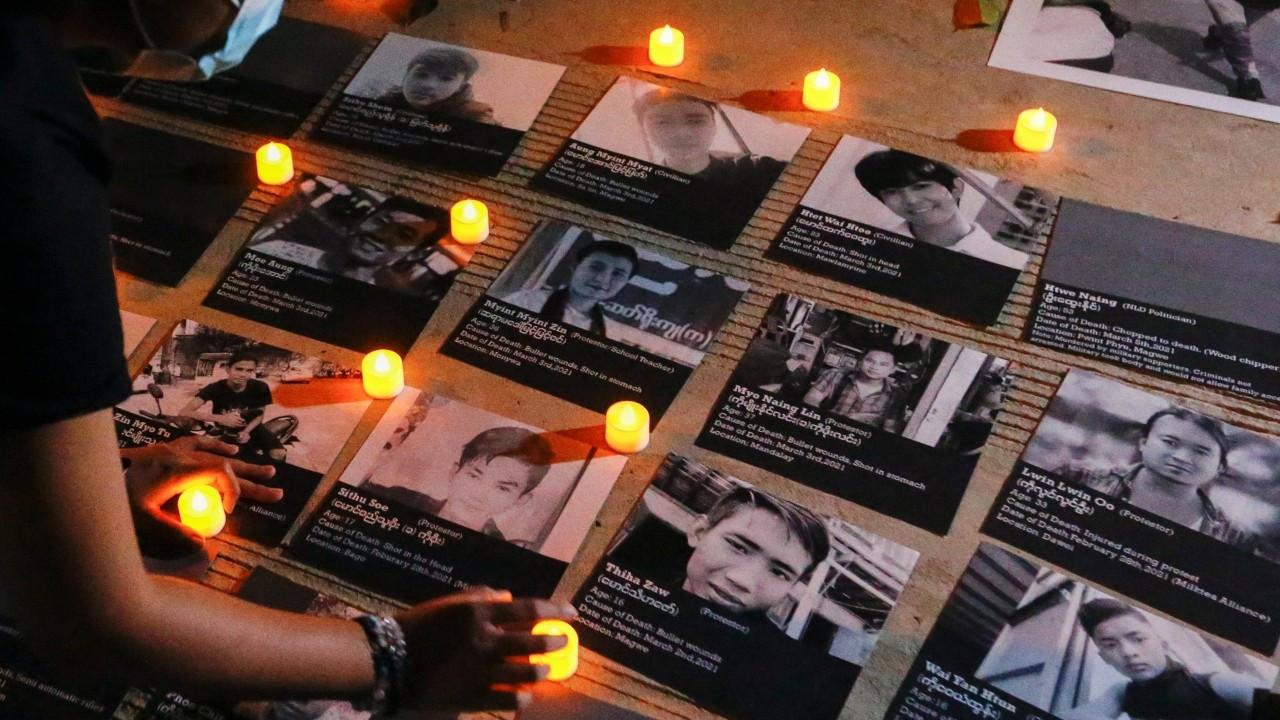 Myanmar'da darbe karşıtı gösterilerde ölenlerin sayısı 149'a yükseldi