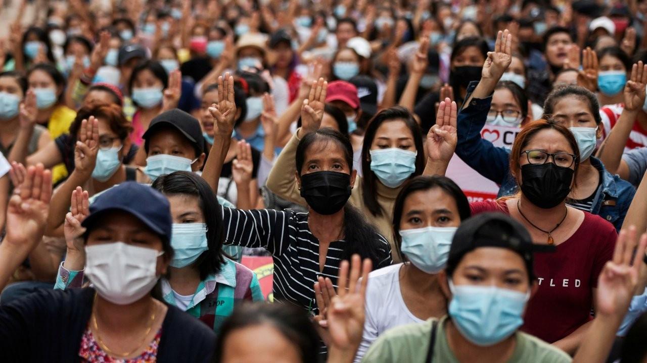 BM: Myanmar'da darbe karşıtı gösterilerde 138 kişi öldü